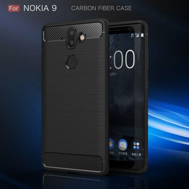 Nokia 9 tem visual revelado por fabricante de acessórios.