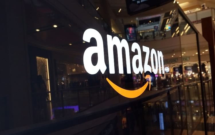 Anúncio falso da Amazon levava usuários para página falsa.