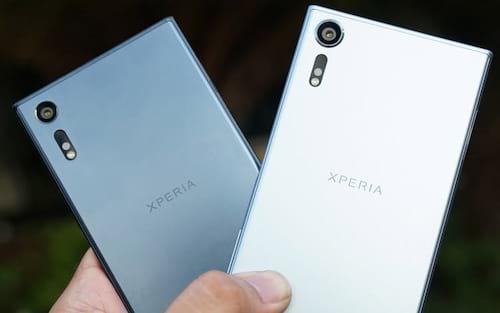 Sony Xperia XZ e XZs recebem atualização para o Android Oreo