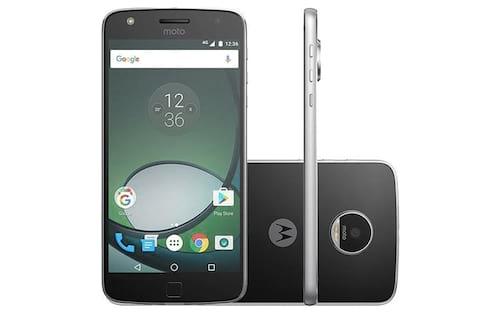 Moto Z Play aparece em site de benchmark rodando Android Oreo
