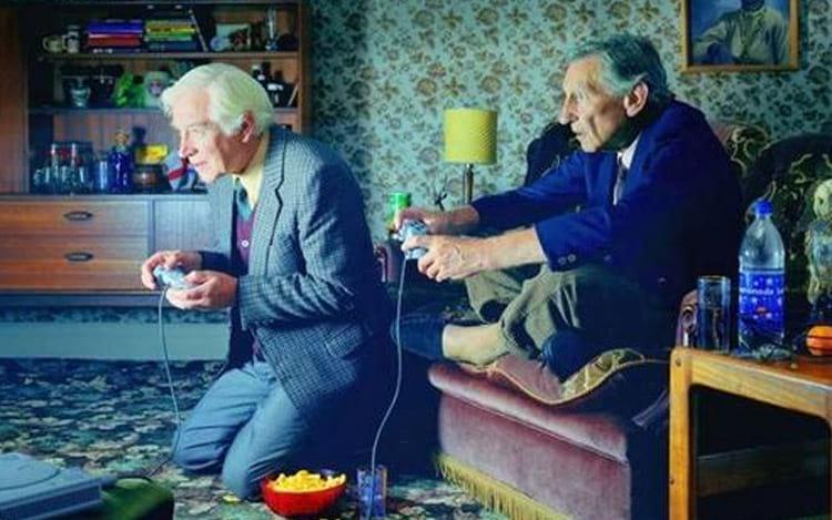 O videogame pode ajudar a combater o declínio mental que ocorre com o avanço da idade