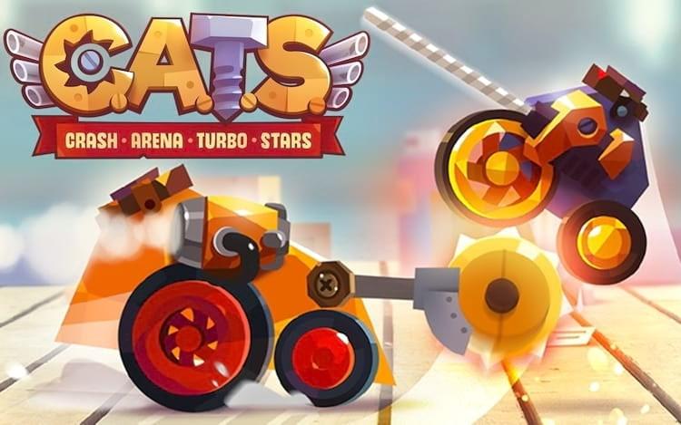 CATS: Crash Arena Turbo Stars.