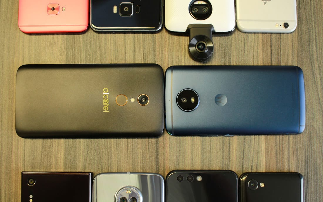 Comparativo Moto G5s vs Alcatel A7