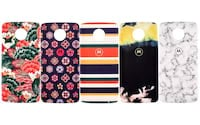 Linha de celulares Moto Z ganha Snap para bateria extra e capas coloridas