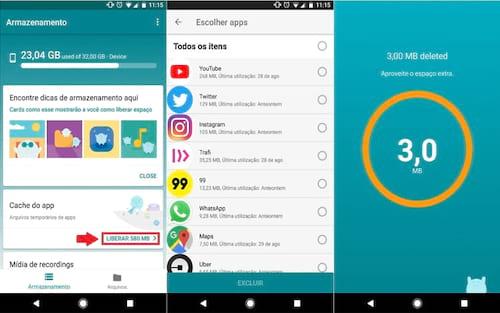 Google libera o app Files Go para gerenciar armazenamento no smartphone
