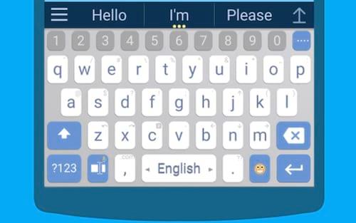 App A.I type de teclado virtual deixa dados de 31 milhões de usuários vazarem
