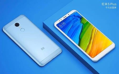 Xiaomi anuncia Redmi 5 e Redmi 5 Plus