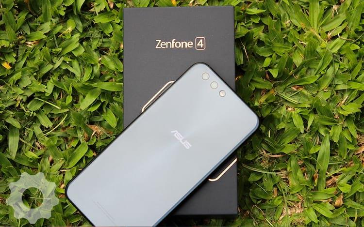 Zenfone 4 pode ser encontrado nas lojas da operadora TIM