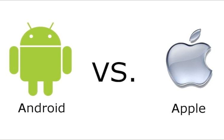 Pesquisa mostra principais fatores que levam usuários a trocarem Android para iOS.