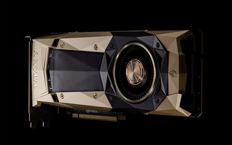 Nvidia anuncia nova GPU Titan V por US$3 mil