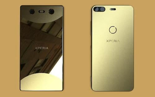 Mudança visual do design dos Xperia de 2018 é reforçada por renderizações
