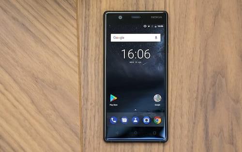Nokia 3 começa a receber atualização