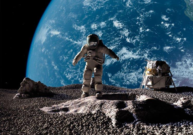 Trump refaz programa espacial e coloca Lua como prioridade