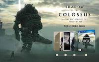 O Remake de Shadow Of the Colossus receberá edição de colecionador