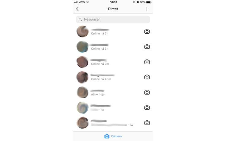 Instagram agora permite saber quem está online do direct; veja como desabilitar