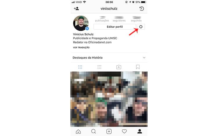 Aprenda a desativar a função que mostra quando você visualizou por último ou está online no Direct do Instagram