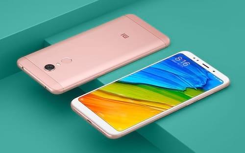 Xiaomi inicia a comercialização do seu Redmi 5 e 5 Plus