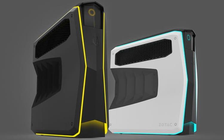Zotac investe na linha gamer e lança o MEK1