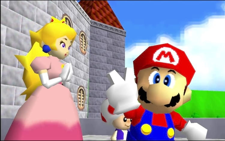 Pesquisa revela que Super Mario 64 ajuda da prevenção do Alzheimer.
