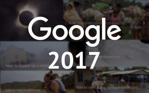 Google revela quais os termos mais buscados em 2017 no Brasil e no mundo todo
