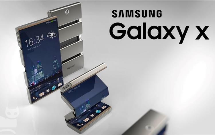 Especulações sobre o Galaxy X.