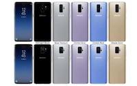 Vaza visual do novo Galaxy S9/S9+ pela própria Samsung