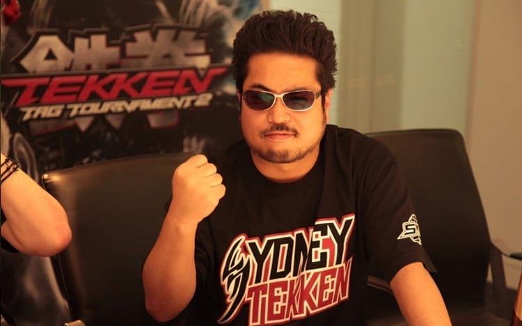 Katsuhiro Harada design responsável pela atual saga de Tekken.