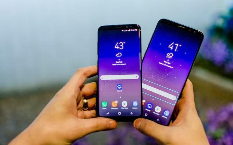 Android Oreo para o Galaxy S8 pode estar prestes a chegar.
