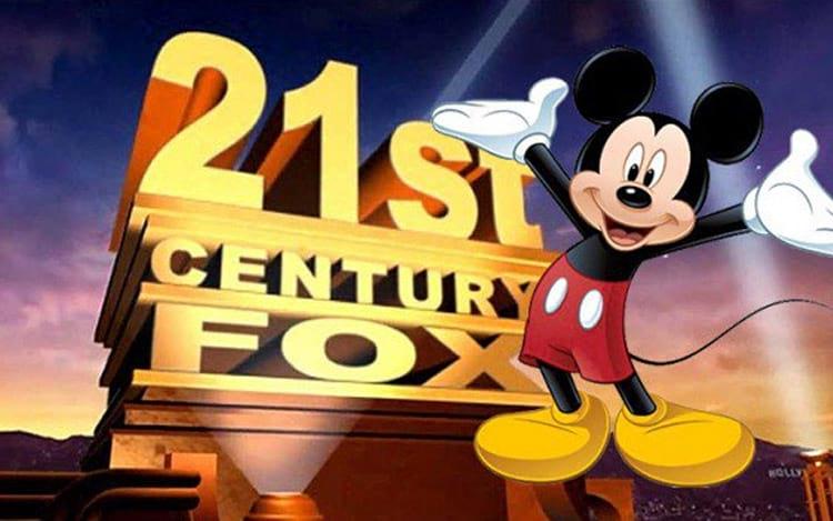 Disney agora é dona da Fox