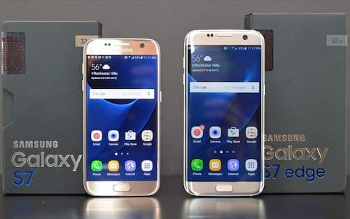 Última atualização de segurança da Samsung chega para Galaxy S7 e S7 Edge