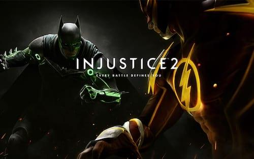Injustice 2 disponível de graça para teste até dia 18
