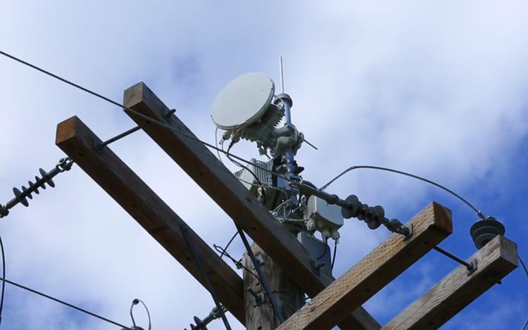 Tecnologia da AT&T beneficiaria muitas pessoas com a conexão em locais remotos.