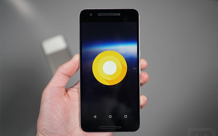 Android 8 Oreo .
