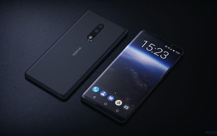 Nokia 9 deverá chegar com câmeras frontais melhores que o previsto.