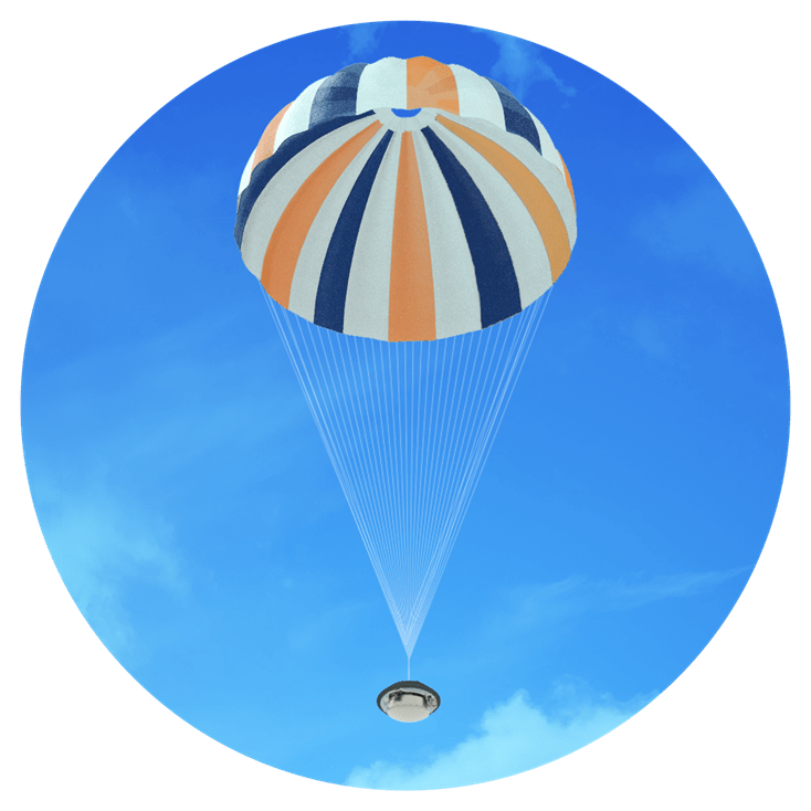 A CESAR irá retornar à Terra depois de 14 anos de seu lançamento