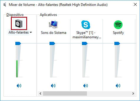 Como aumentar o volume máximo do Windows em segundos