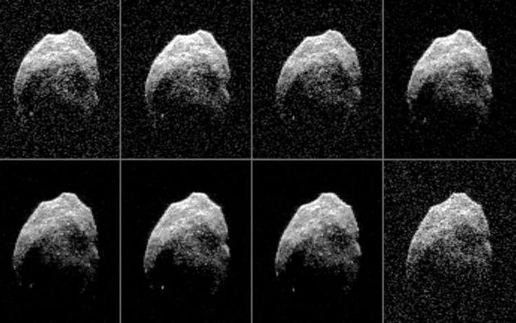 Asteroide com formato de crânio humano deve se aproximar da Terra em novembro de 2018.