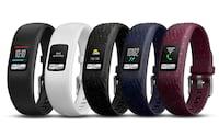 Garmin lança Smartband com bateria que dura mais de um ano