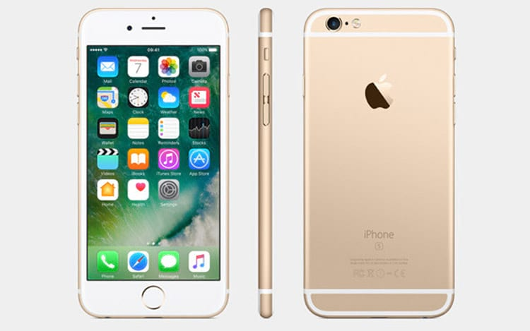 iPhone 6S tem desempenho reduzido