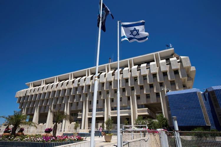 Tudo depende do Banco Central de Israel nesse momento