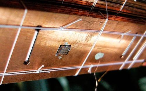 Nanochip mais frio do mundo funciona perto do Zero Absoluto