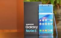 Galaxy Note 8 apresenta problemas de bateria segundo relatos de usuários [atualizado]