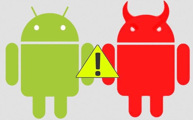 Novo vírus acaba instalando outras pragas no smartphone