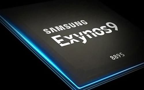 Samsung Exynos 9810 será apresentado no dia 04 de janeiro