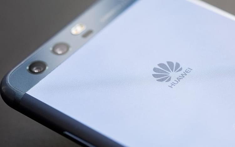 CEO da Huawei comemora número de venda de smartphones em 2017.