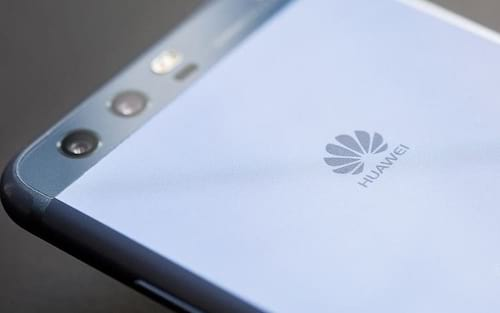 CEO da Huawei comemora número de venda de smartphones em 2017