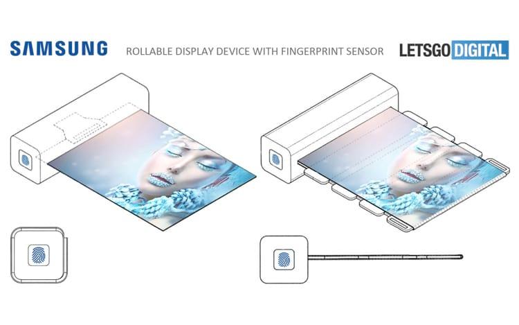 Imagem tela rolável quadrada.