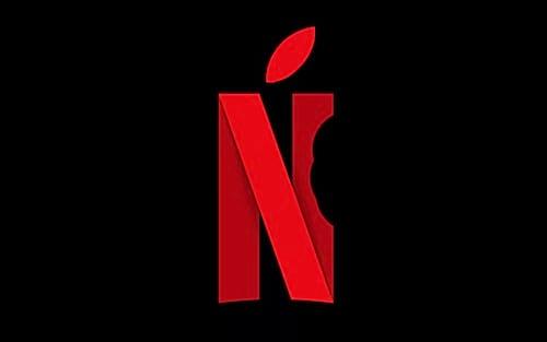 Netflix pode ser comprado pela Apple conforme aponta estudo
