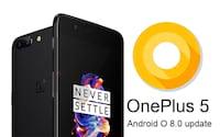 OnePlus 5 tem distribuição do Android Oreo interrompida