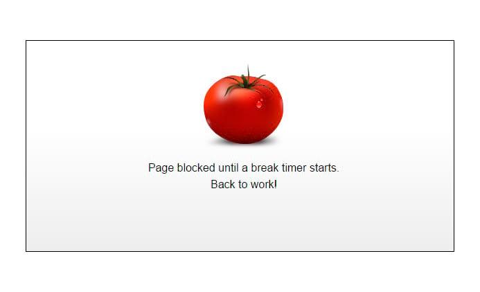 Nada de procrastinar durante o pomodoro